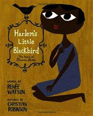 harlem s little blackbird watson renee robinson christian