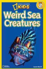 Weird Sea Creatures - Booksource