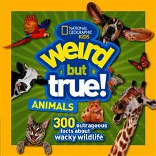 Weird But True Animals 6
