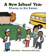New School Year: Stories In Six Voices, A - Booksource
