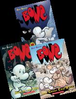 Level W Bone Graphic Novels Booksource